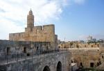 Цитадель у входа в Иерусалим