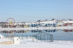 зима в Соль-Илецке