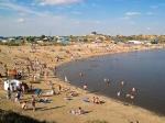 пляж в Соль-Илецке