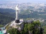 статуя Христа и смотровая площадка на горе Корковаду