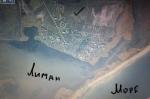 курорт Катранка с высоты