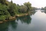 река Адда, Бергамо
