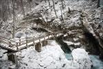 зима в ущелье Винтгар