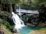 водопад Шум в ущелье Винтгар, Словения