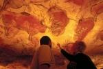 наскальная живопись в пещере Альтамира, Испания