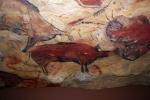 наскальные рисунки в пещере Альтамира