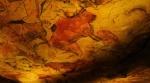 наскальная живопись в пещере Альтамира