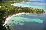 пляж Саманы с высоты