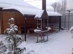 отель Ассоль зимой