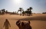 пустыня в Дубае
