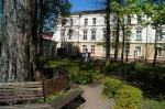 Сквер королевы Луизы, Зеленоградск