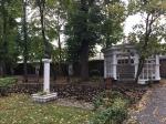 Сквер королевы Луизы в Зеленоградске