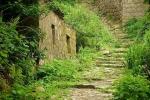 заброшенная деревня, Китай