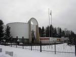 здание диорамы освобождения Киева