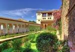 дворец Альгамбра, Гранада