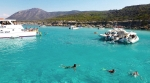 Голубая лагуна Айя-Напа, полуостров Акамас, Кипр
