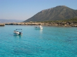 Голубая лагуна Айя-Напа, Кипр