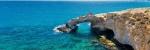 подводные пещеры, Голубая лагуна Айя-Напа