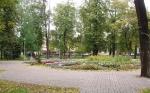 Лядской сад в Казани