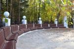 Лядский сад, Казань