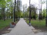 сад Лецкого в Казани