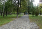 Лядский сад в Казани