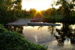 водопад Киевский в урочище Покол