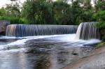 водопад в урочище Покол