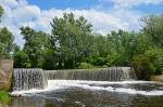 Київський водоспад, парк Покол