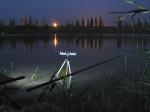 ночная рыбалка с фонариком RichStore