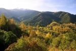 Бутаковское ущелье осенью