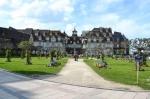 Довильский отель Le Normandy
