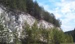 меловые горы, Национальный парк Хвалынский