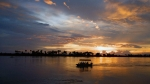 сплав по реке в заповеднике Селус