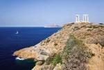 мыс Сунион, Греция