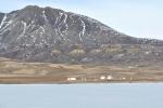 McGill mount, Johns Island, Hazen lake