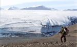ледник в национальном парке Куттинирпаак