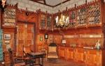 интерьер замка Жлебы