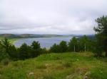 озеро Талкас в Башкирии, Урал