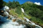 Чучхурский водопад, Карачаево-Черкессия