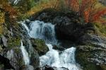 Чучхурский водопад в Карачаево-Черкессии