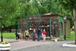 голубятня в саду Эрмитаж