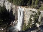 водопад Вернал в США