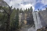 водопад Вернал, США
