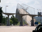 мост через реку Уругвай