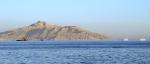 остров Тиран, Коралловые острова