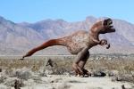 Парк доисторических скульптур в пустыне Анза Боррего, США