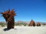 Парк доисторических скульптур, Анза Боррего, США