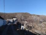 гора Увек, вид с поселка Увек
