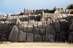крепостные стены Саксайуаман
